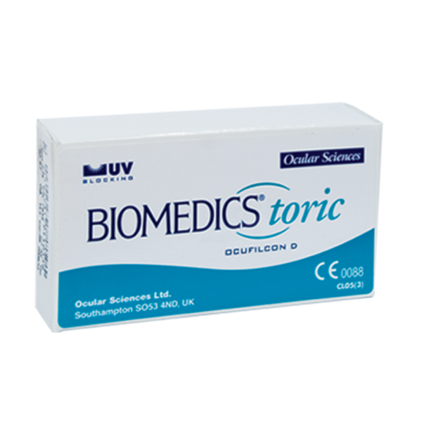 Biomedics Toric 55 UV
