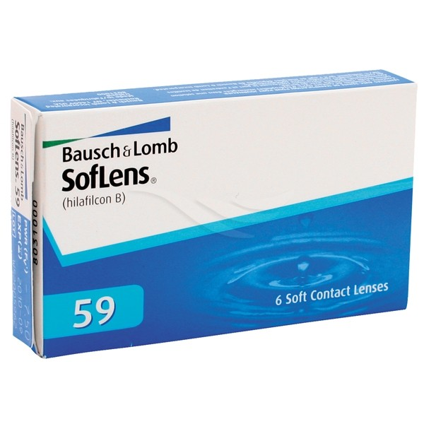 Bausch and Lomb SofLens 59