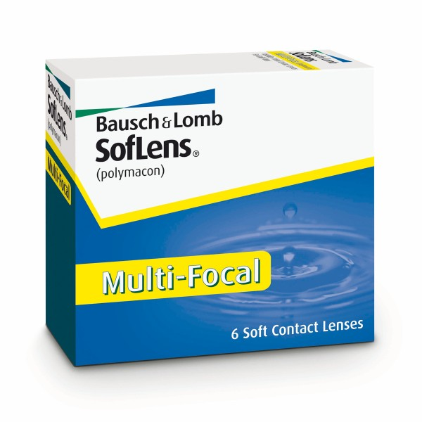 Bausch and Lomb SofLens Multi-Focal