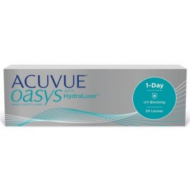 ACUVUE OASYS 1-Day with HydraLuxe
